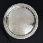 TRAY, SILVER, 16″ ROUND
