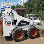 Bobcat Loader S175 w/rubber tires