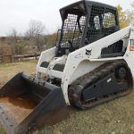 Bobcat Loader T140, w/tracks