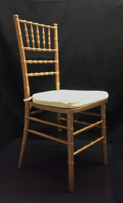Chair, Chiavari- Gold