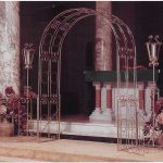 ARCH – CATHEDRAL, AVAILABLE IN BRASS OR NICKEL