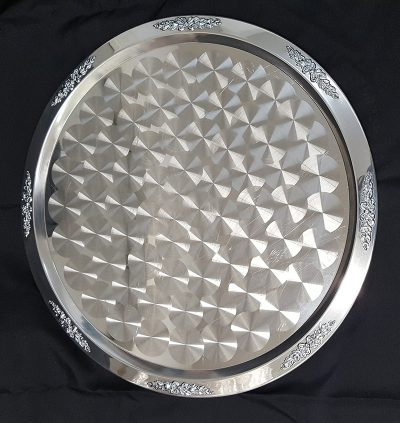 TRAY, STAINLESS