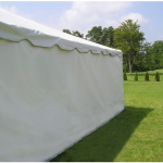 TENT SIDEWALLS 20′ SECTION