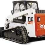 Bobcat Loader, T180, with tracks