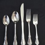 VANESSA SILVER PLATE – FORK, DINNER (PACK OF 10)