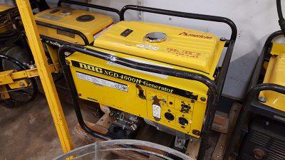 Generator, 4000 Watt