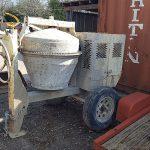 Mixer- Concrete Stone